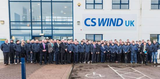 CS Wind UK to supply Beatrice project