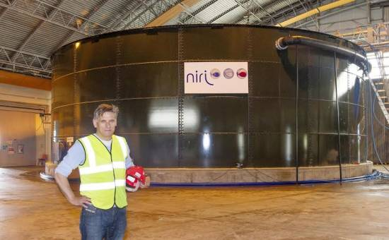 World first for NIRI