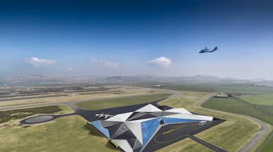 New Milestone Reached in UK Spaceport Development
